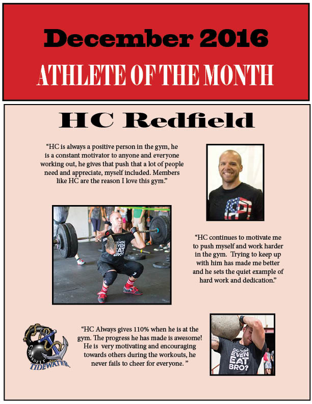 athleteofthemonthdechc